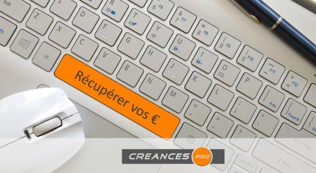 Creances.pro – encaissement rapide de facture en ligne